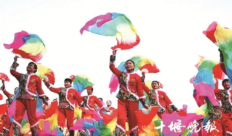 十堰各地精心筹备春节文化盛宴