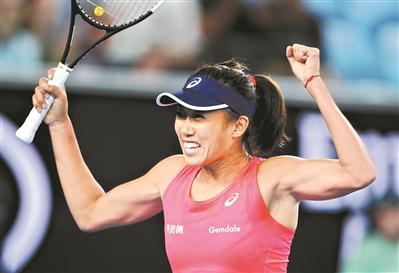 澳网公开赛揭开战幕 张帅爆冷逆转美网冠军