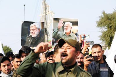 """美国伊朗博弈升温 伊拉克沦为角力场"""""""