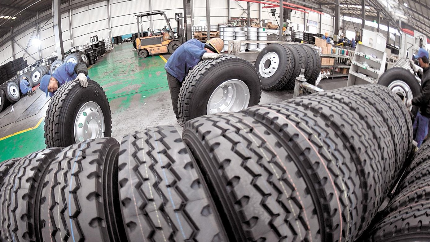 湖北小轮胎推动大市场