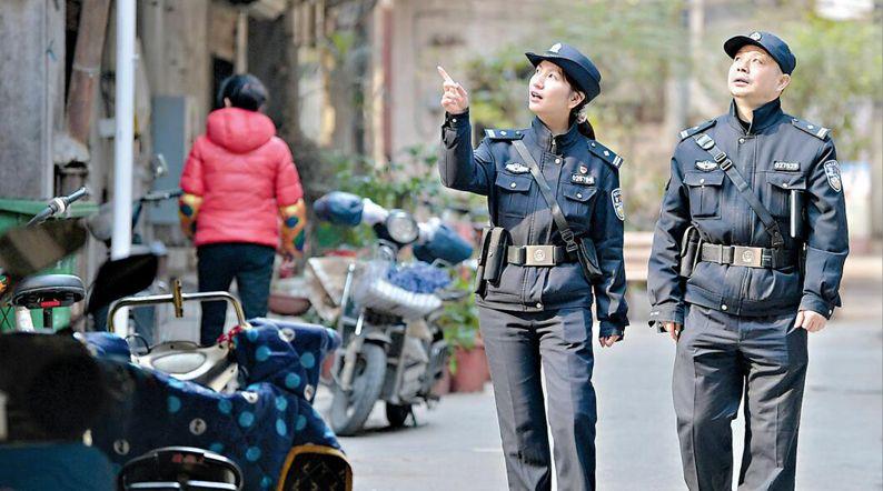 這里是武漢首個基本無盜竊社區 群眾滿意率保持在98%以上