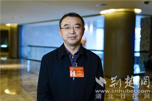省政协委员蔡俊雄:湖北高质量发