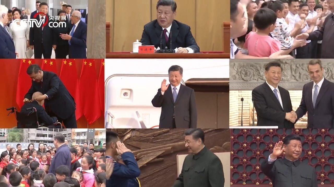 不負韶華 回眸習近平的2019