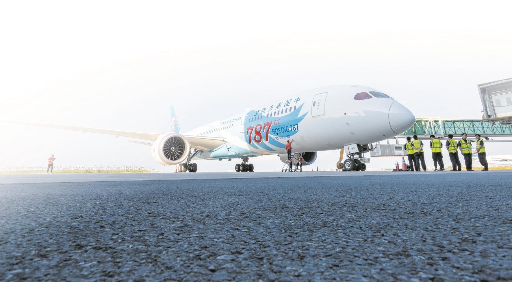 武汉天河机场去年客运增幅全国第一  国际业务蝉联中部榜首