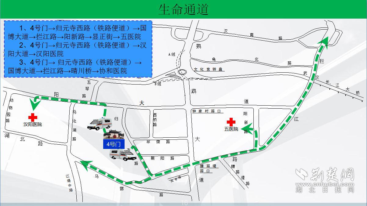 2020春节期间归元寺交通管制方案出炉
