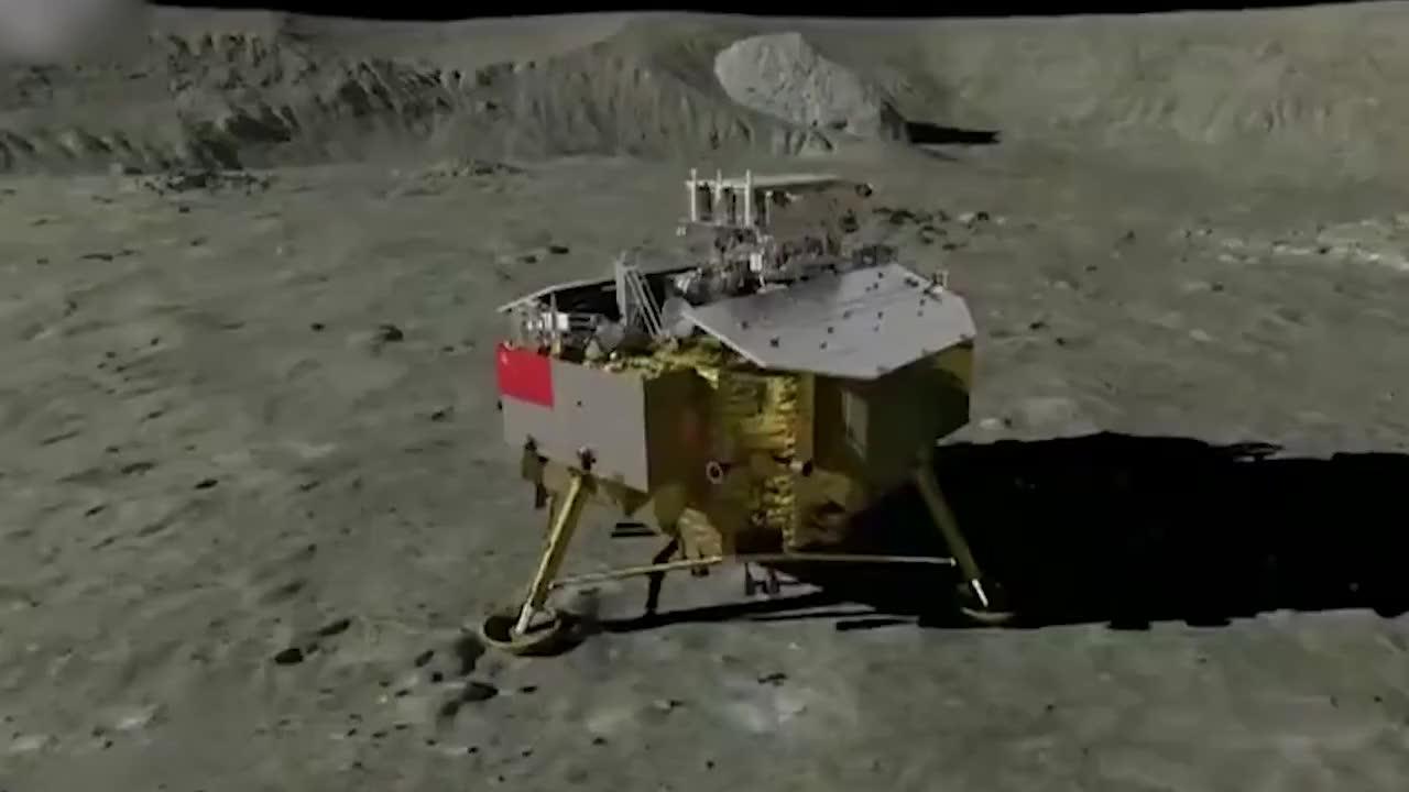 嫦娥四号登陆月球背面一年,它发现了什么?