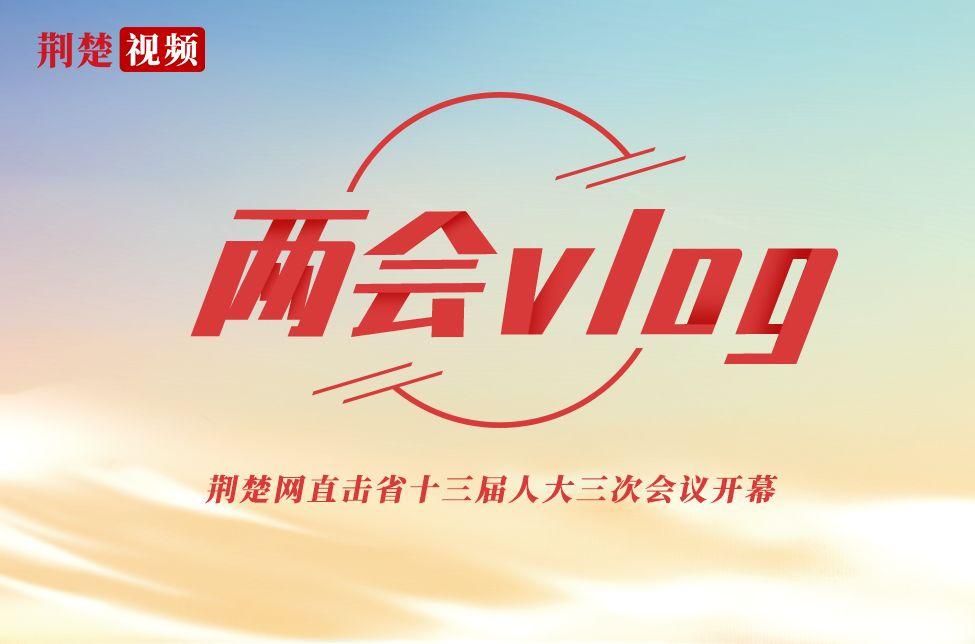 【两会Vlog】荆楚网直击省十三届人大三次会议开幕