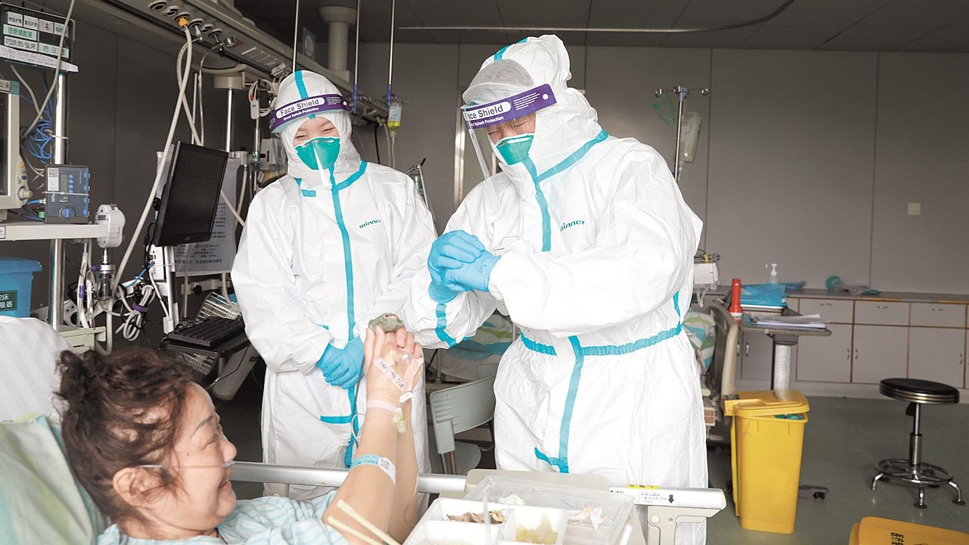 武汉大学中南医院重症医学科主任彭志勇的抗疫感悟