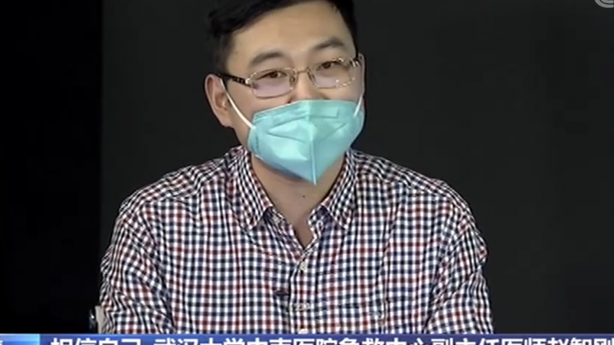 记者探访雷神山医院负压隔离病房