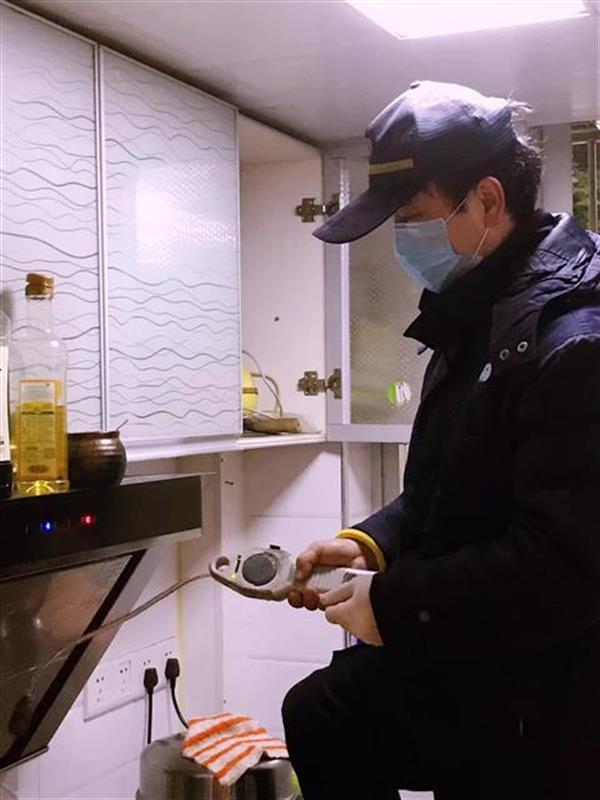 武汉天然气圈存小分队增至110支,力保市民不因疫情而断供