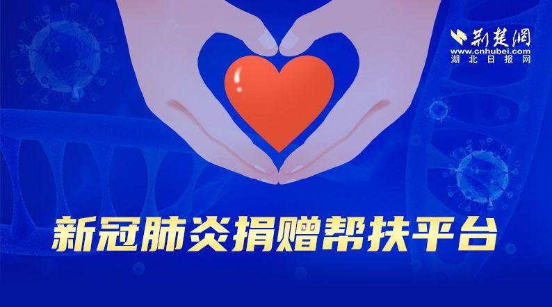 请扩散!荆楚网(湖北日报网)新冠肺炎捐赠帮扶平台上线