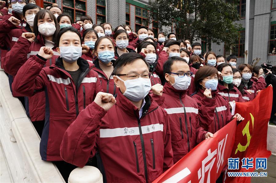 【地评线】渤海潮评论:抓好疫情防控的重中之重