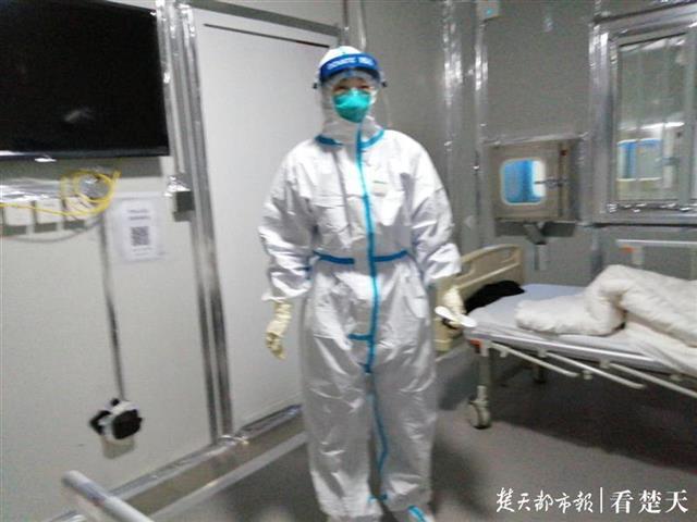 感恩!在武汉雷神山医院住院的婆婆,让女儿写信感谢援鄂医疗队