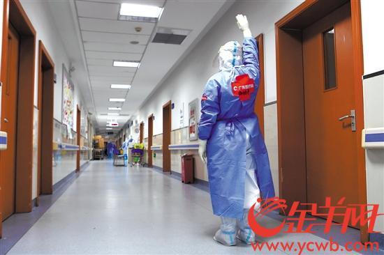 【鄂粤联合报道】再见,汉口医院 广东医疗队完成任务全部撤出启程返粤