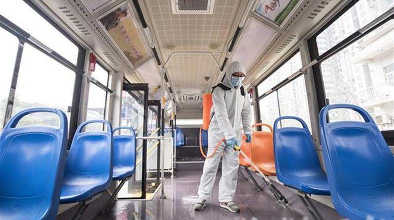 武汉公交做好恢复运营准备