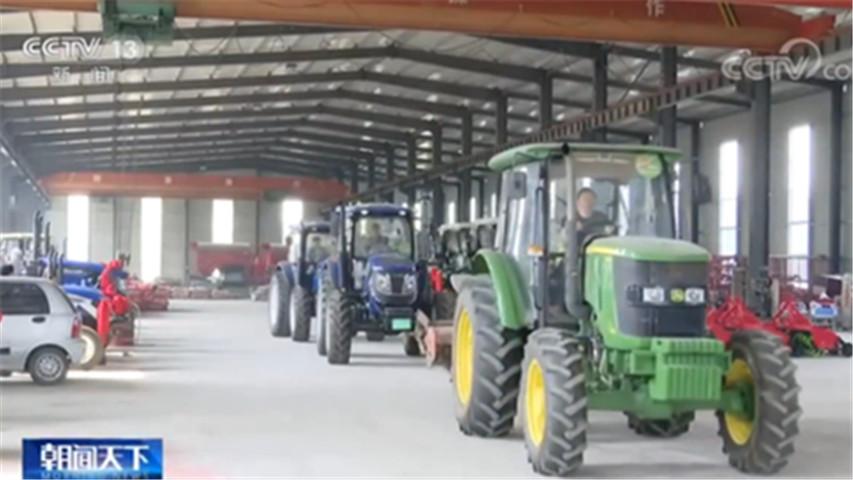 种地APP和农资智慧管家在河北、江西推广应用