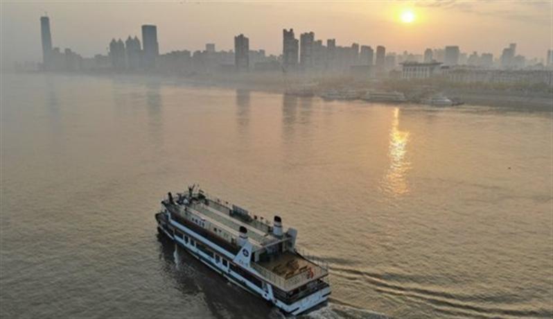 武汉客运轮渡复航了