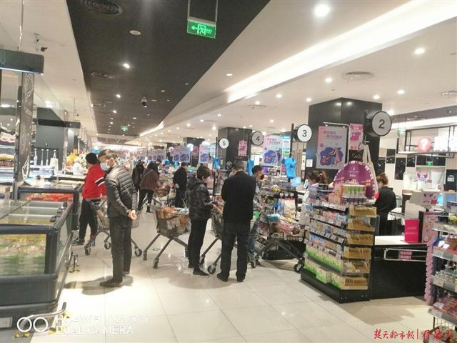 武汉又有多家商场恢复营业,逛街去处更多了