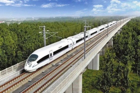 今天,鄂州首次有了直达北京的高铁!