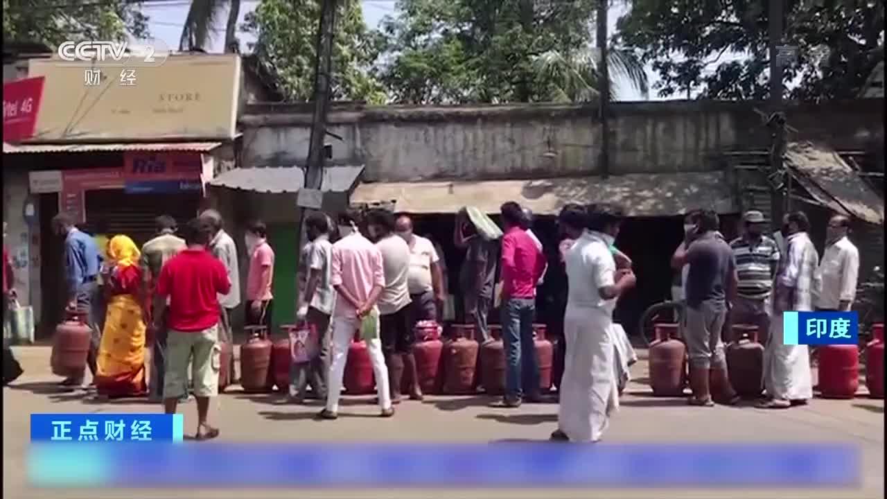 """印度铁路公司欲打造""""车厢隔离病房"""""""