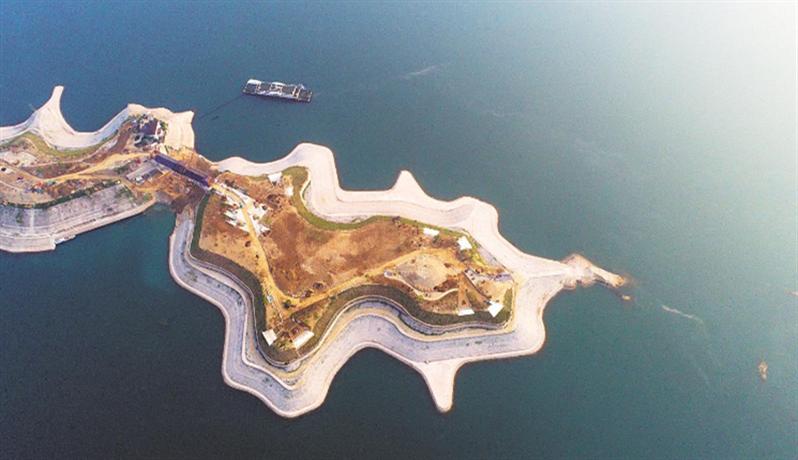 三峡水库释放库容迎汛期