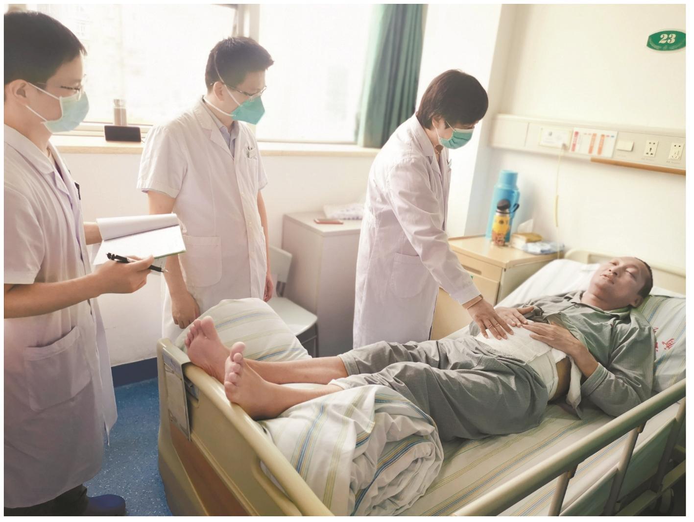 世界首例!重症新冠康复者在汉换肾重生