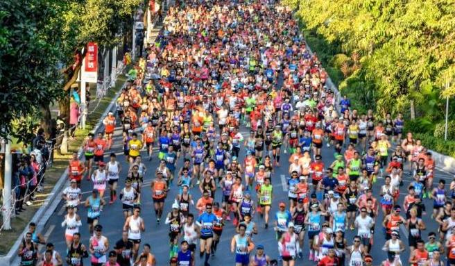 2019中国马拉松大数据:境内平均每天比赛超5场
