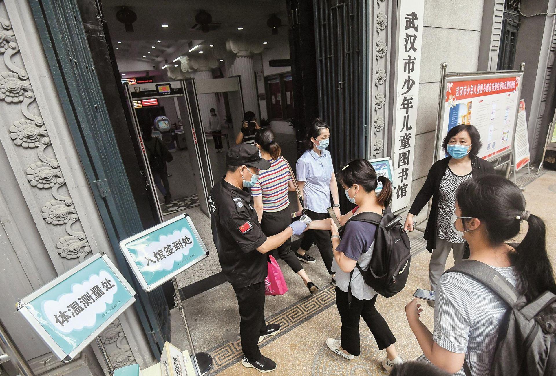 不负韶华好读书!武汉市少儿图书馆恢复开馆