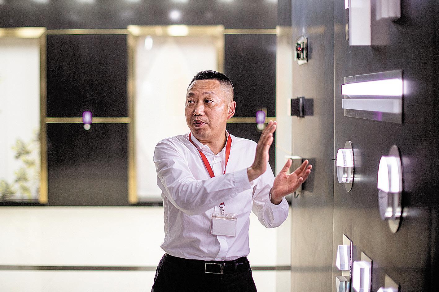 陈纯星委员:坚定做大做强 传递发展信心