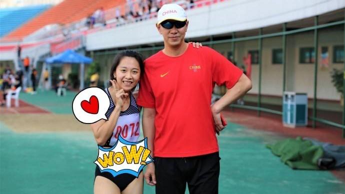 葛曼棋跑出中国女子200米22年来最佳战绩
