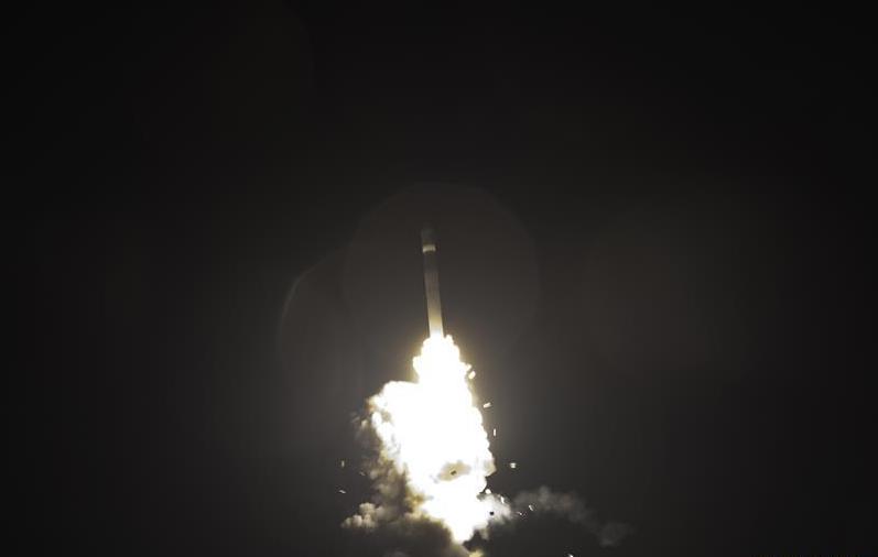 新技术试验卫星G星、H星发射成功