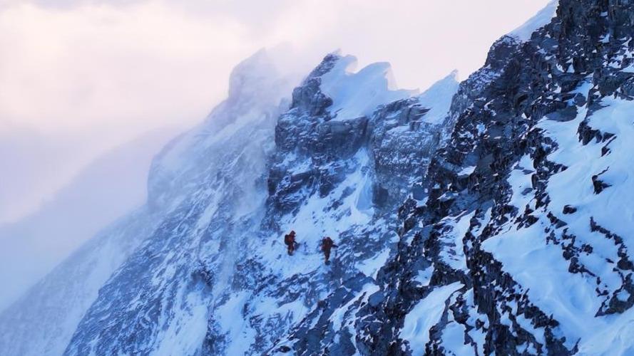 巅峰见证——2020珠峰高程登顶测量