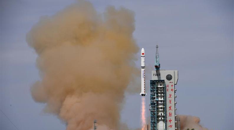 我国成功发射高分九号02星 搭载发射和德四号卫星