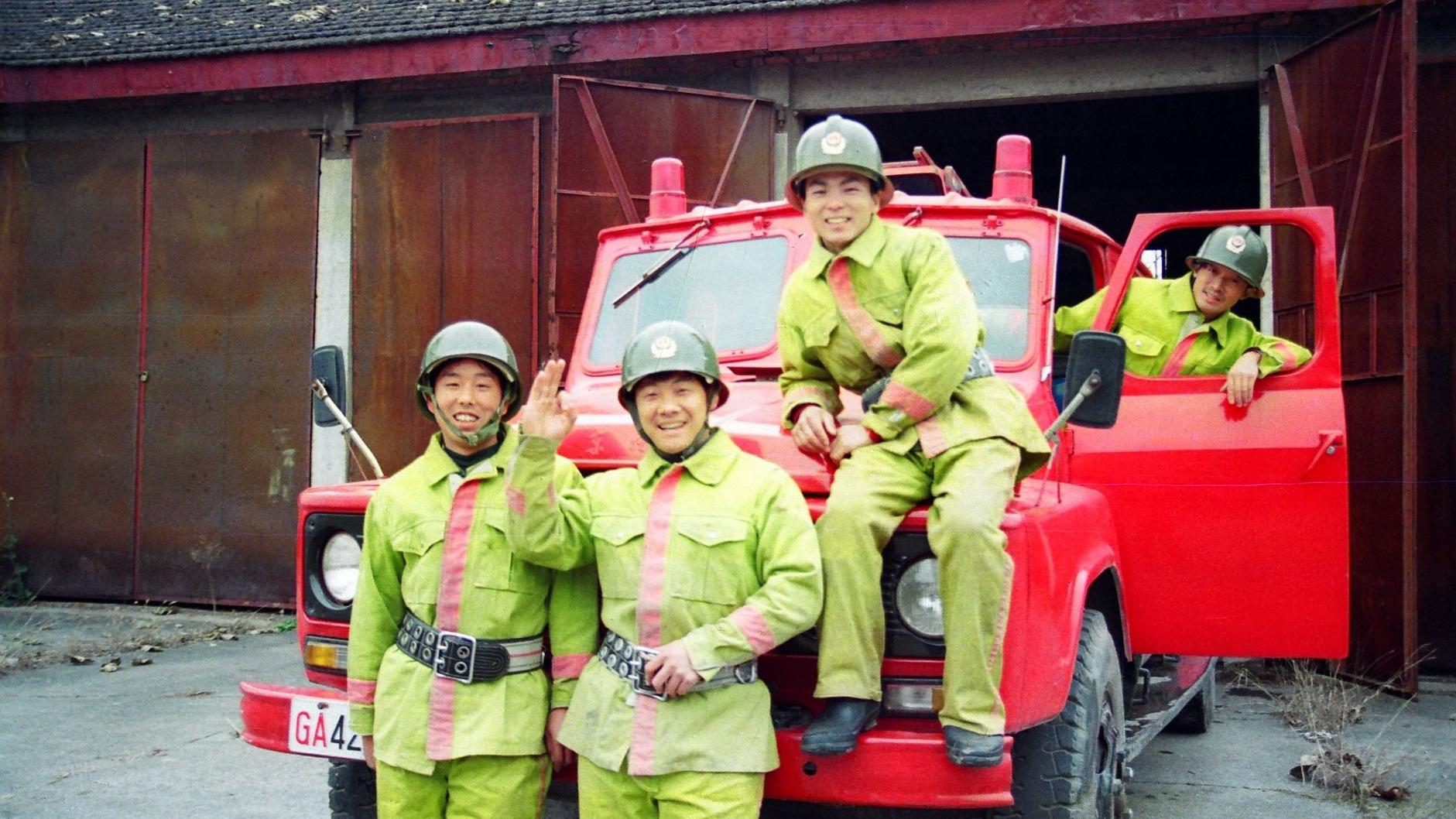 """叹为观止!""""扒一扒""""湖北消防装备发展史"""