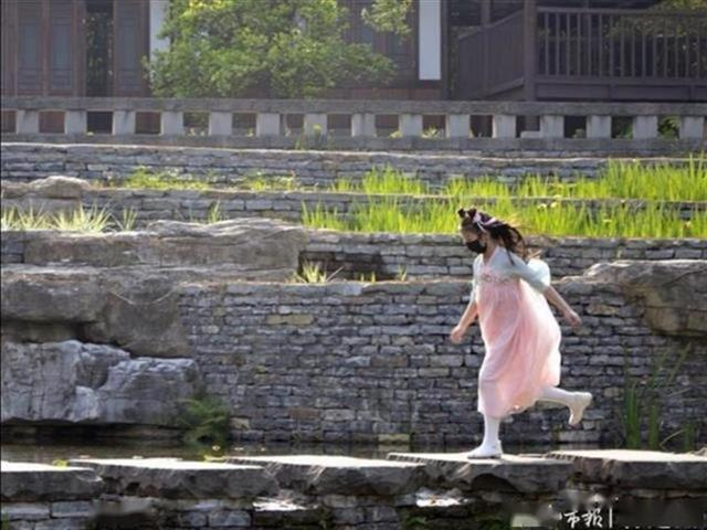 """五一期间选择武汉市区游请收下这些""""知识点"""""""