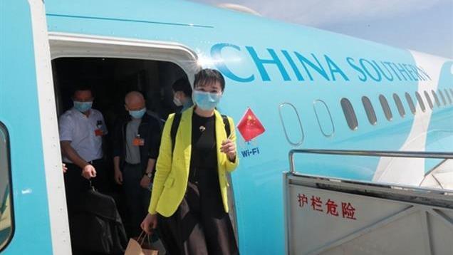 北京,我们来了!在鄂全国人大代表抵达驻地