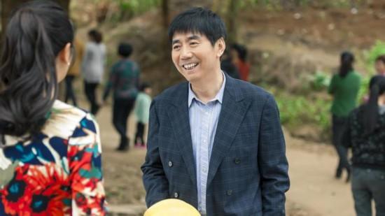 范明:我长得有点乡村人的质感