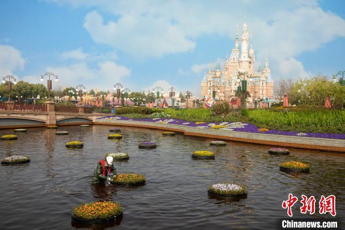 上海迪士尼乐园门票今日起重新发售