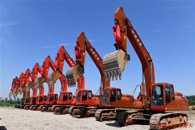 武汉市重大项目集中开工,总投资超388亿元(图2)