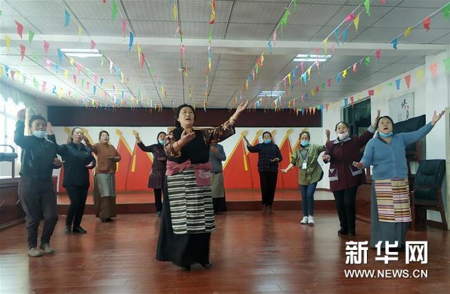 西藏实现所有行政村文艺演出队全覆盖