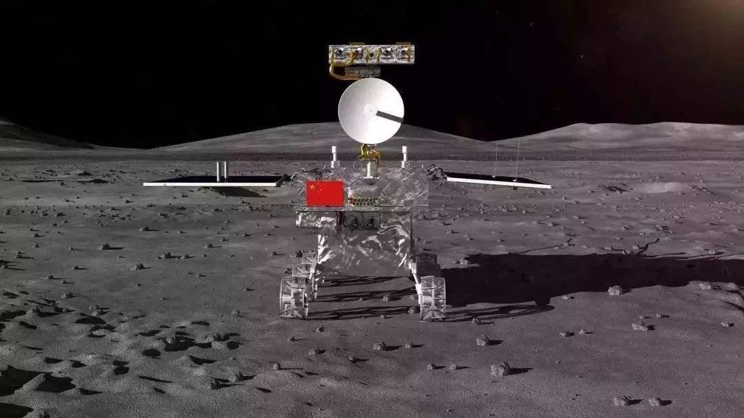 为首次火星任务让路!玉兔二号第18月昼原地待命