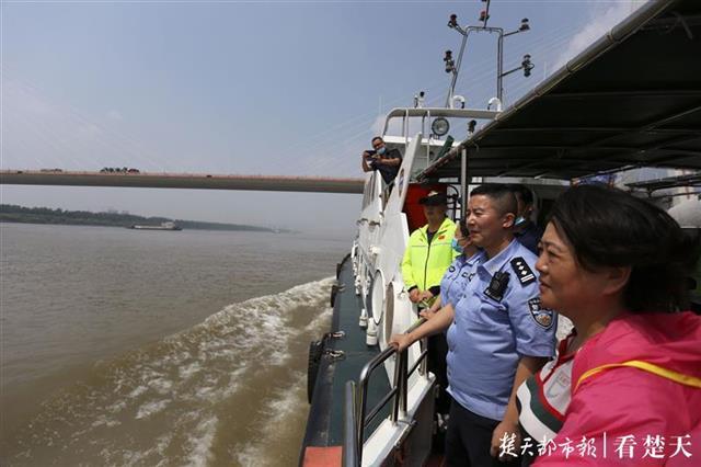"""有效期至2030年!长江武汉开发区段今起实施""""十年禁渔"""""""