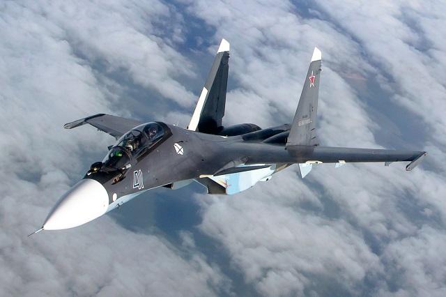 俄国防部:美国侦察机进入黑海空域 俄空军起飞拦截