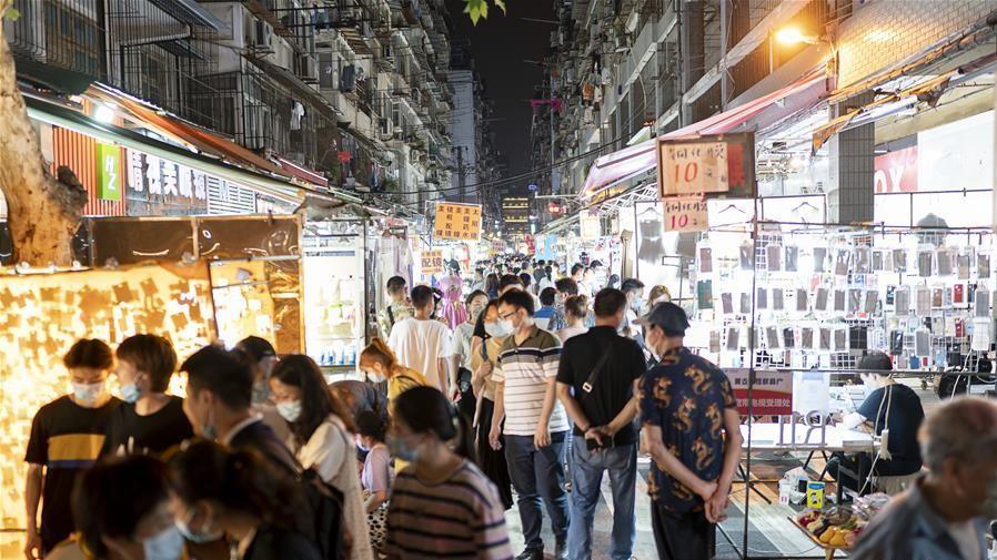 武漢:初夏的煙火氣