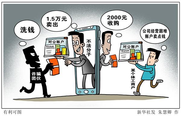 """营业执照换贷款?多开""""公户""""多卖钱?别信!"""
