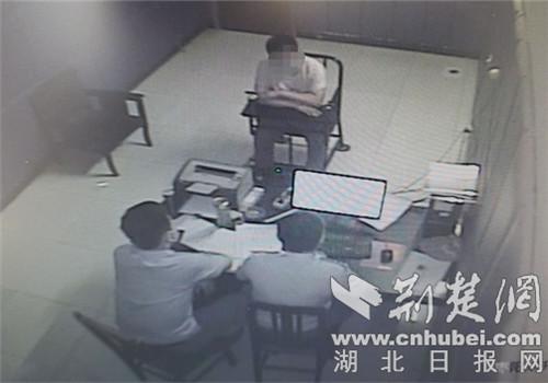枣阳警方从吸毒案中深挖出两名毒贩