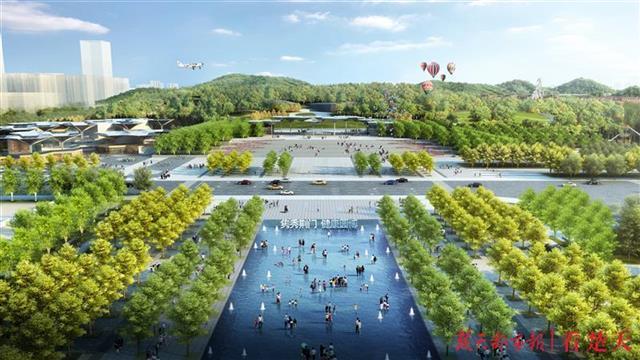 最高奖1万元!湖北省第三届(荆门)园林博览会征集会徽、吉祥物