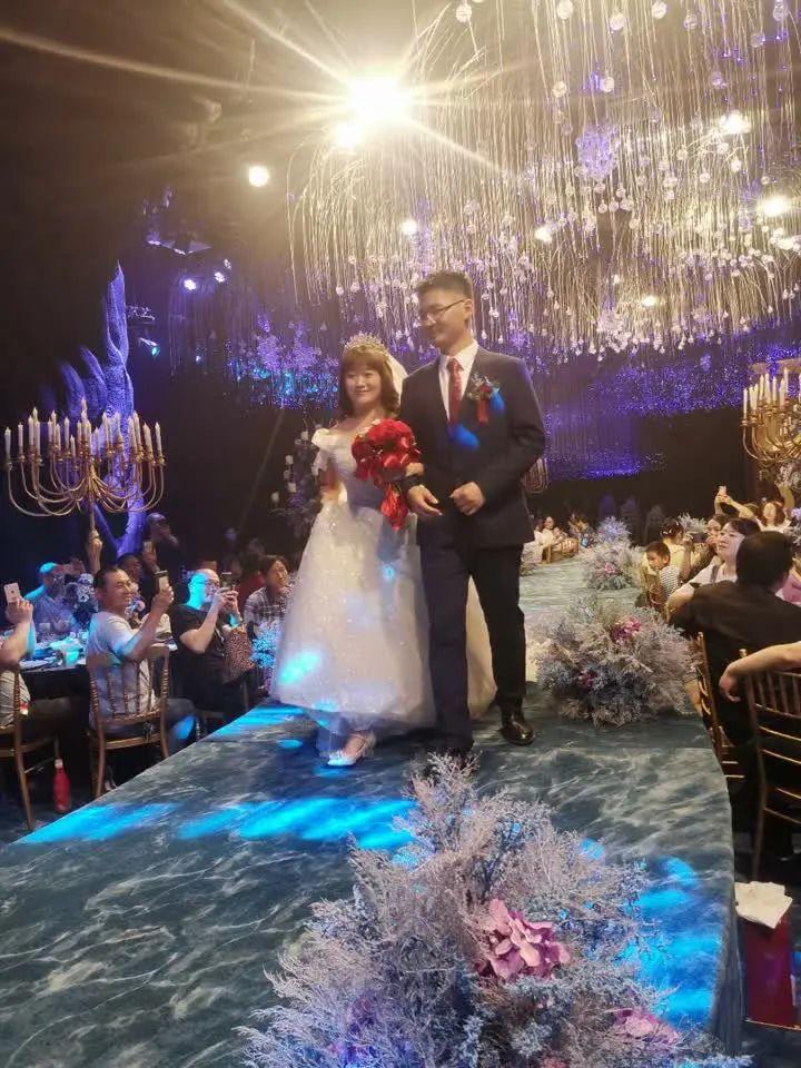 在武汉战疫38天,他们相识结婚!网友排队送祝福