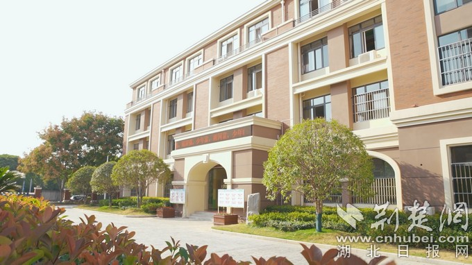 武汉市园博园学校:凝心聚力 办人民满意的教育
