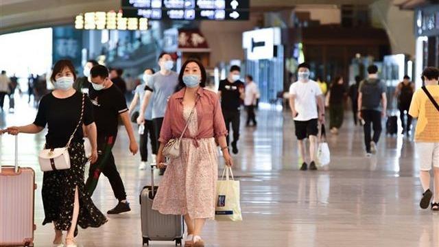 武汉站今日开行进京列车17列